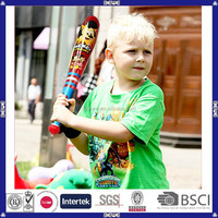 customized promotional kids inflatable baseball bat