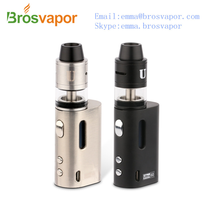New vape wholesale JOMOTECH Ultra 60 TC kit with best price From brosvapor