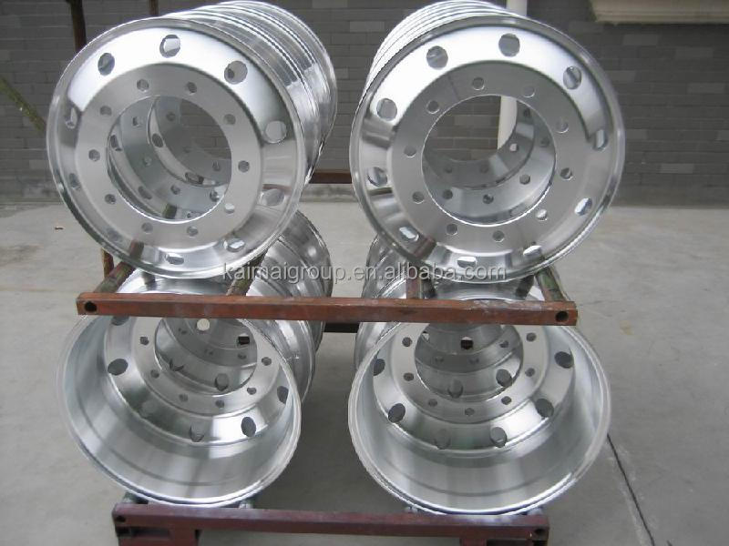 aluminum truck wheel 22.5 series