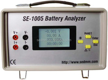 Car bettery charger SE-1005 Battery Analyzer with Capacity Range 200.00Ah