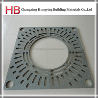 reinforced plastic tree grating