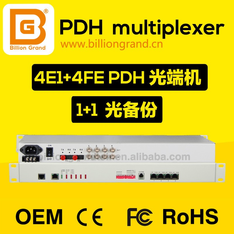 PDH E1 and Ethernet multiplexers telecommunication equipment supplier