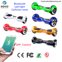 2016 New Product High Quality 6.5 Inch Self Balancing Adult Electric Scooter