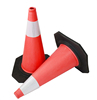 Wholesale traffic road warning 1.5KG EVA Traffic Cone