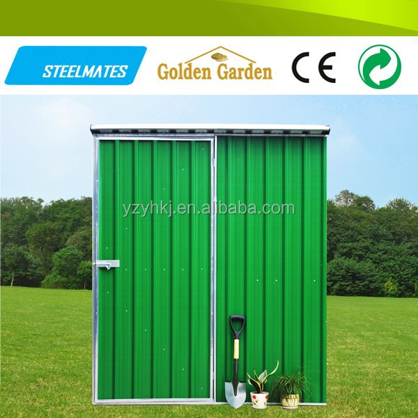 zinc coated malaysia cheap outdoor storage shed