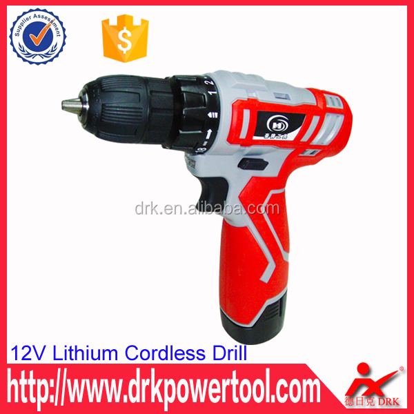 Wholesale farming tools 12V Li-ion cordless drill simple well drilling machine