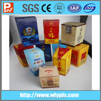Marvelous Plastic 3D pcakaging box