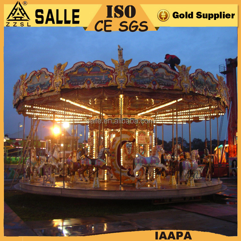 horse racing equipment amusement rocking horse funfair carousel rides for sale