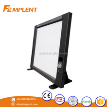 China factory LED medical film viewer x ray viewer led x-ray viewing box x-ray viewing light box