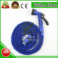 FH-top quality expandable hose pipe&soft garden irrigation hose&water pump for car wash
