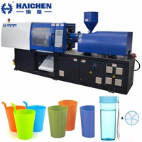 Automatic Hydraulic High Speed PET Preform Water Bottles Small Plastic Cup Making Machine Price
