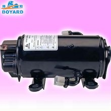 lanhai boyang brand r407c r410a roof mounted air-conditioner compressor for Roof Mounted MIni Van Air Conditioner