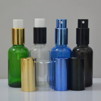 30ml glass dropper bottles Black perfume and fragrances bottle with low price on sale