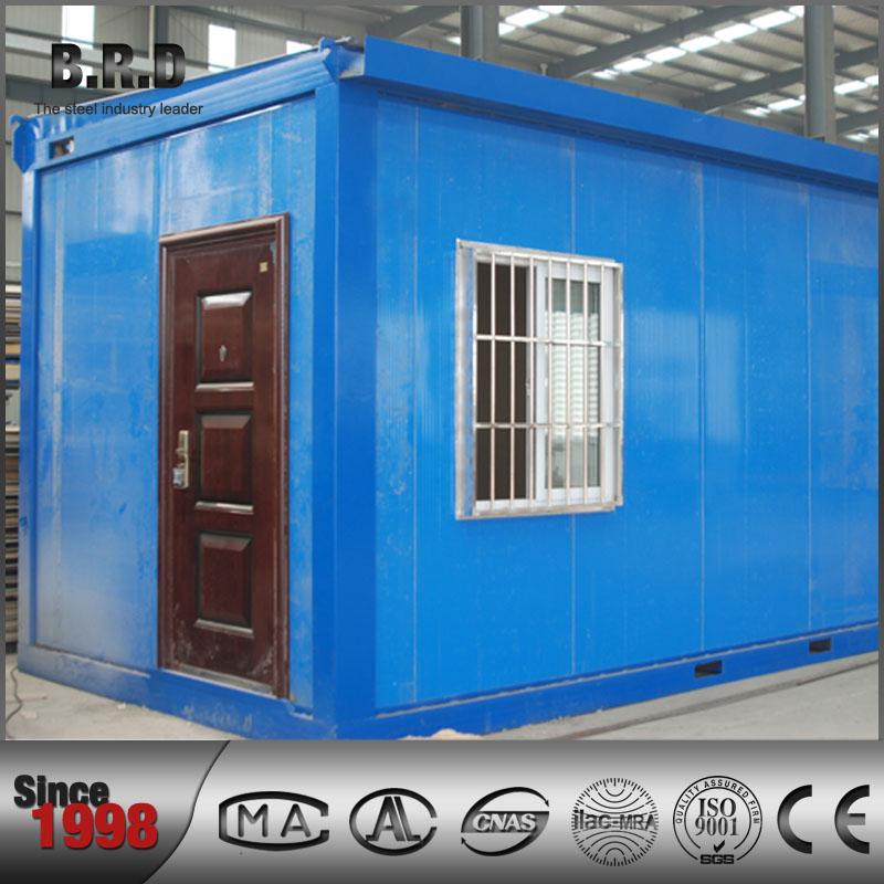 Pannello a sandwich di acciaio struttura prefabbricata for Container house prezzi