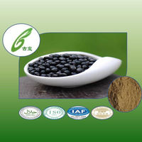 Natural Organic Black Soya bean Extract For Health Care
