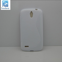 Accessory Phone Case S line Tpu Gel Case for Huawei Ascend G610