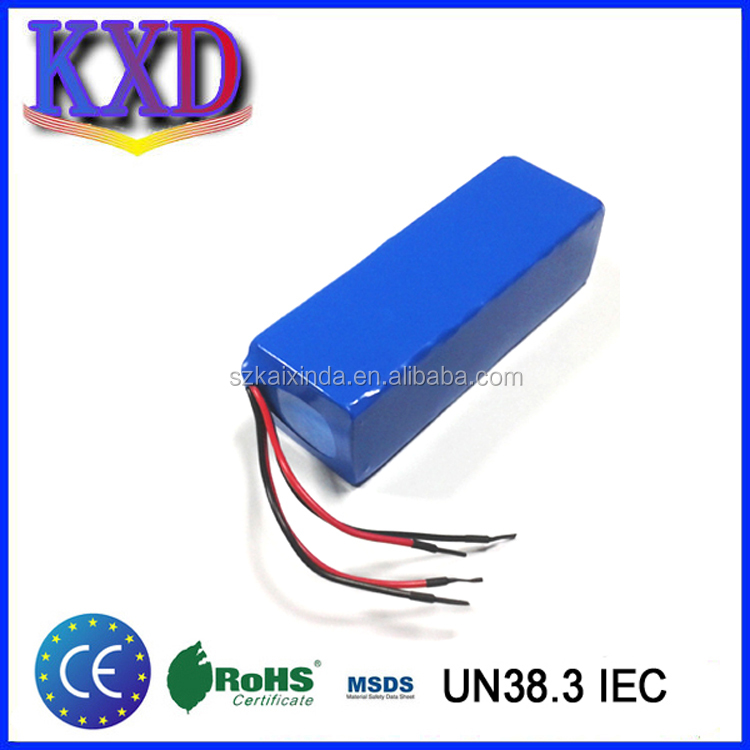 lithium iron phosphate 24v 9ah e-bike battery for sale