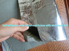 self adhesive SBS/APP midified bitumen waterproof membrane for construction waterproofing