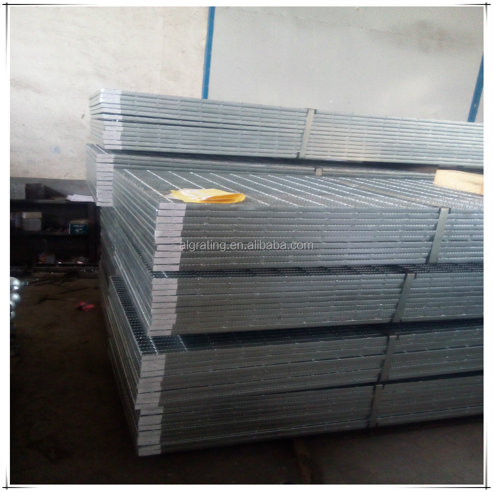 steel grating for offshore