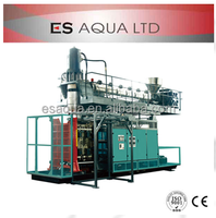 Plastic products Extrusion blow molding machine