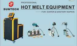 hot melt machine for melting adhesive/wax/hot melt/sealant