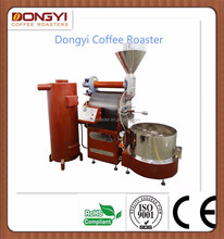 CE Certificate commercial coffee roaster machine 12kg coffee bean roasting machine with cooling system