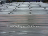 JIAYU Durable And Strong reliable galvanized scaffolding steel boards