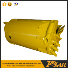 Open-Type Drilling Bucket Double-Petal Buckets For Rotary Drill Rig