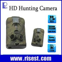 Handy Size Motion Activated Scouting Animals Infrared Night Vision Little Stealth Camera with Time Lapse