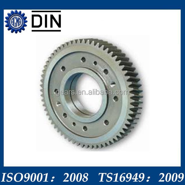 Perfect Spur Gear with Durable Service Life on Tractor