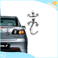 0.12mm water proof vinyl chrome sticker motorcycle