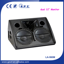 SPE Audio Powered Floor Monitor Turbosound TFM-560