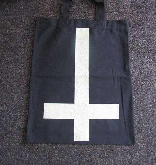Inverted Cross Tote Bag - Wholesale & Dropshipping