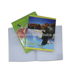 100pages copybooks with logo