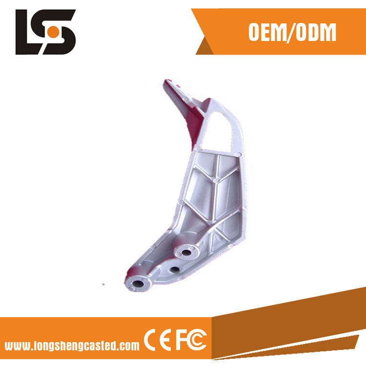 aluminum die casting auto parts and bicycle parts with casting service
