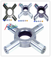 Steel Material OEM forging parts with cnc machining