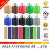 Non-Woven Reusable Eco Carrying Shopping Grocery Tote Bag - Various Color Available