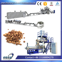 Extruded Pet Food Processing Line/high efficient dog food equipment