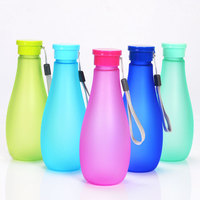 400ml grenade-shaped plastic chinese bottle gourd and bottles drink