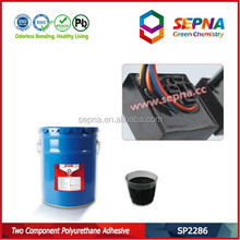 PU transparent pouring sealant of thermal conductivity for LED SP2286A/B