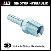 steel hydraulic hose coupling ningbo supplier china