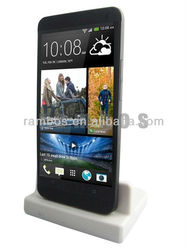 Desktop Cradle Sync Battery Mobile Phone Charger Dock Stand for HTC ONE