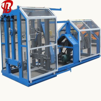Professional plastic machine / twisted rope making machinery with CE certificate