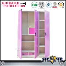Bed room furniture modular fancy bedroom wardrobe with pantry cupboard photos