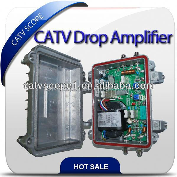 CATV Drop Amplifier K Type Forward Path