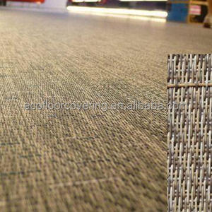 artistic commercial pvc vinyl floor covering for club,shop,salon