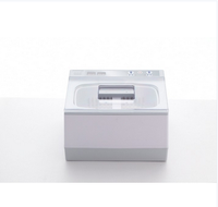 Ultrasonic Cleaner 165 Watt 2.5 Liter(5.29 Pints) Digital Ultrasound Cleaner Jewelry BN-9280 with CE Rosh FCC