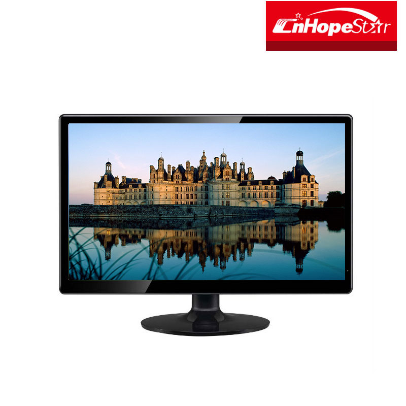 22 inch Flat Screen LED TV Monitor Computer Monitor with Factory Price