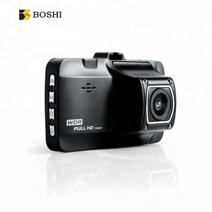 Dash Cam, 1080P Car DVR Full HD with 3 inchLCD Screen 170 Wide Angle,G-Sensor,Loop Recording and Motion detection