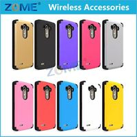 Wholesale TPU+PC Material Stylish Phone Cover Case Skin For Lg G4